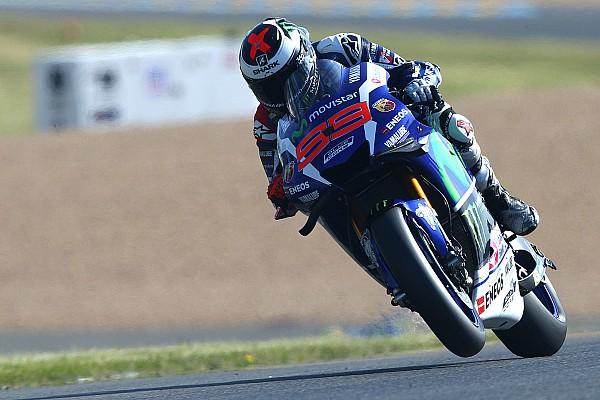 MotoGP 洛伦佐首度在勒芒拿下杆位