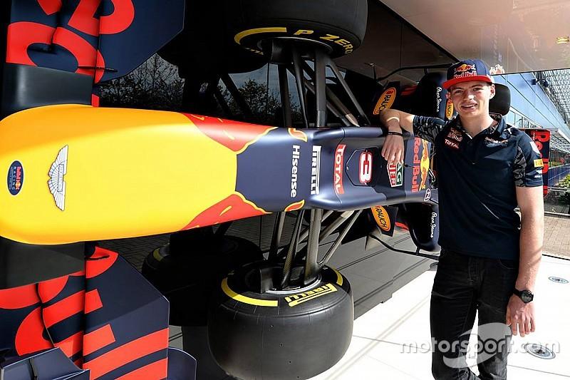 Ферстаппен потерял сон, узнав о переводе в Red Bull Racing