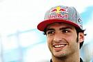 Сайнс уверен, что ещё получит шанс проявить себя в Red Bull