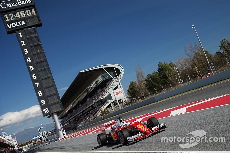 Гран При Испании: расписание уик-энда