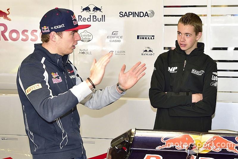 El holandés Verschoor se une al Red Bull Junior Team