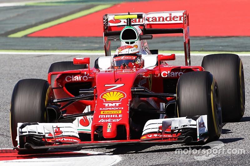 Tech update: Nieuwe achtervleugel en Monkey Seat voor Ferrari
