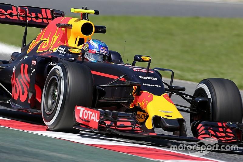 Verstappen aún se está acostumbrando al RB12