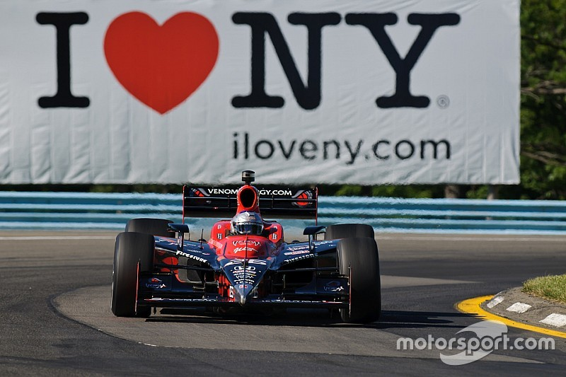 IndyCar bevestigt: Watkins Glen vervangt Boston