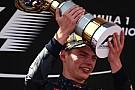 Max Verstappen nach erstem Formel-1-Sieg: