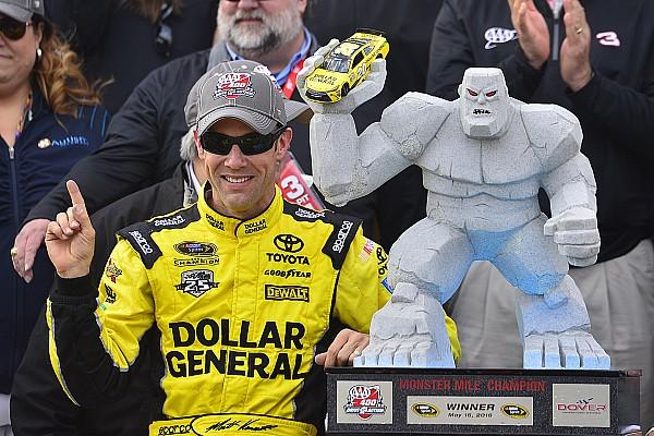 NASCAR Cup Matt Kenseth dompte le Monster Mile