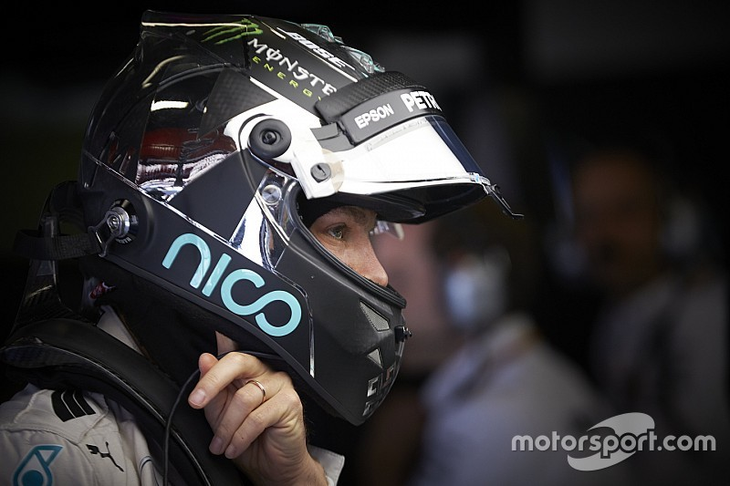 """Rosberg: """"Lo del domingo está ya superado"""""""