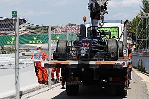 F1 Noticias de última hora El motor de Alonso se apagó al cortarse el suministro de combustible