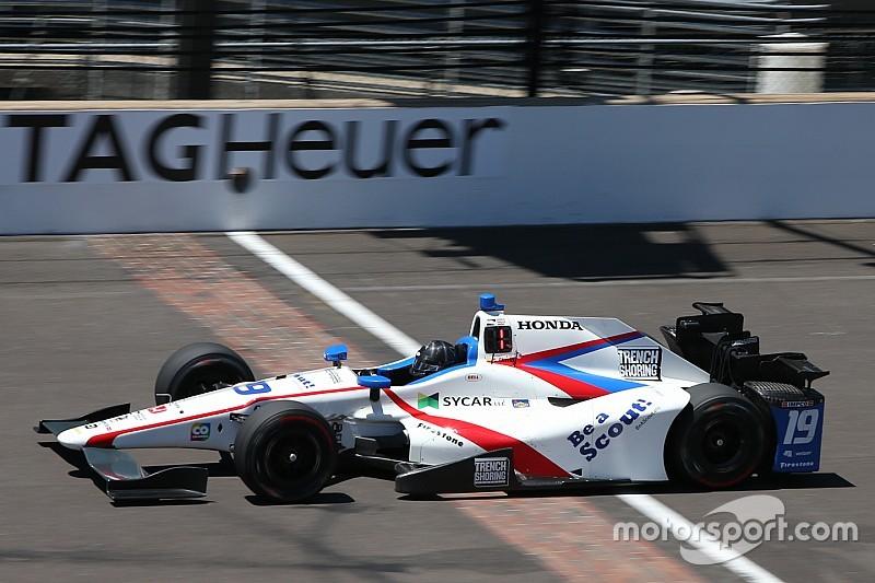 Indy 500: nel quarto giorno di prove prevale Gabby Chaves