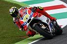 Ducati-kracht brengt Iannone naar P1 in tweede training