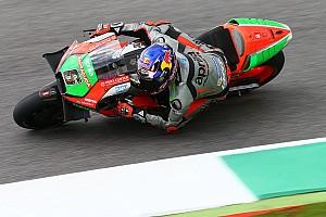 MotoGP Ultime notizie Domani le Aprilia RS-GP monteranno dei motori