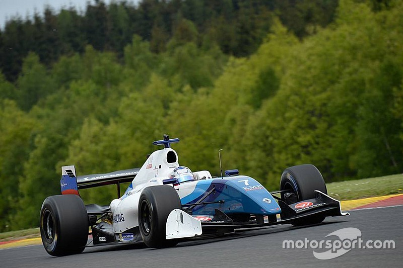 F3.5 Spa: Orudzhev wint eerste race van 2016, Visser op P7