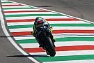Valentino Rossi mit der Pole von Mugello