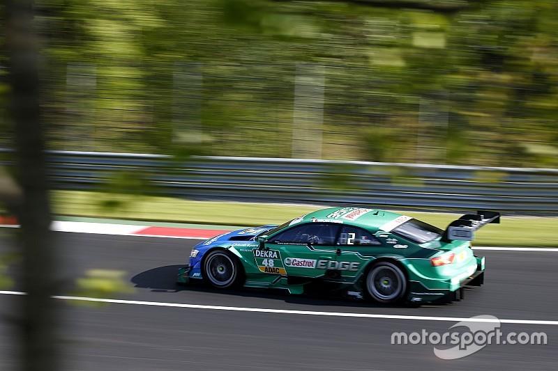 Прямой эфир: субботняя гонка DTM в Шпильберге