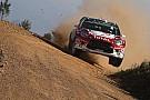 WRC Portugal: Meeke behoudt leiding, maar Ogier maakt tijd goed