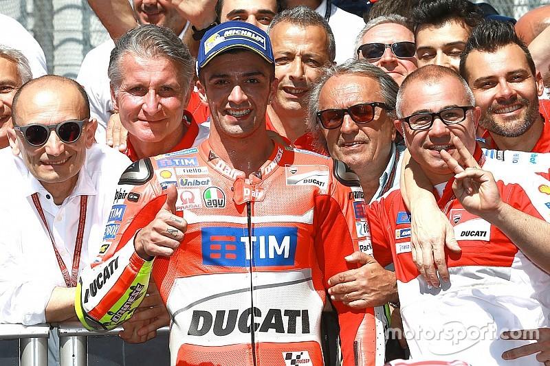 Iannone establece un nuevo récord de velocidad: 354.9 Km/h