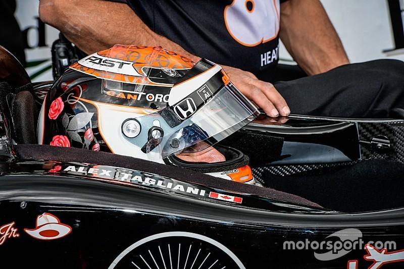 Tagliani choca previo a la calificación de Indy 500
