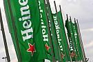 Ф1 готовится объявить о крупном контракте с Heineken