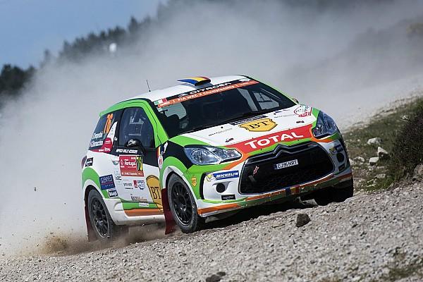 Junior WRC - Tempestini premier leader, Folb et Dubert bien placés