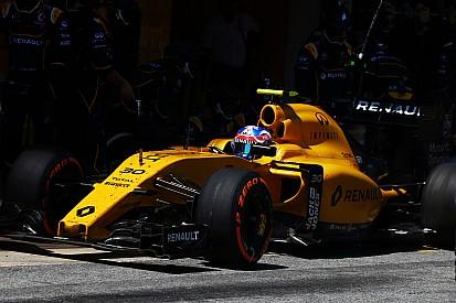 """رينو: مسألة ضغط الإطارات في الفورمولا واحد """"مخيبة للأمل"""""""