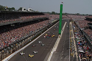 IndyCar Breaking news Indy 500 sold out; TV broadcast delay suspended