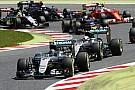 Rosberg admite su error en el modo del motor en Barcelona
