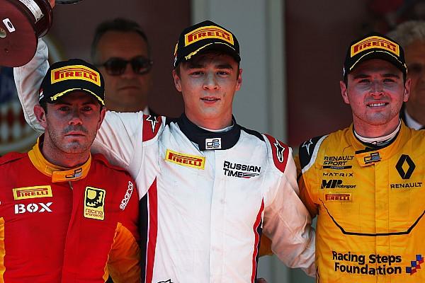 Monaco GP2: Sanal güvenlik aracı dolu yarışı Markelov kazandı