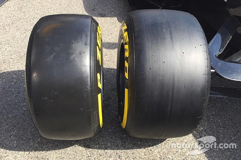 Pirelli представила шини для 2017 року