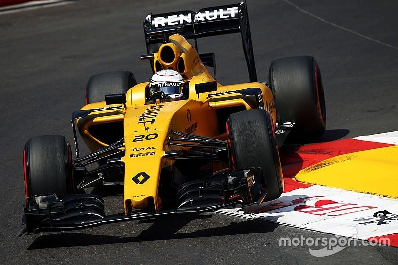 Renault gastó solo tres tokens en la actualización de su motor