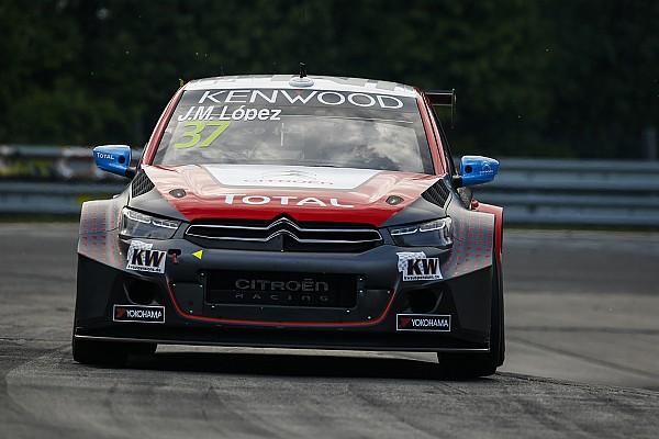 Nurburgring WTCC: Lopez Michelisz'in önünde ana yarışı kazandı