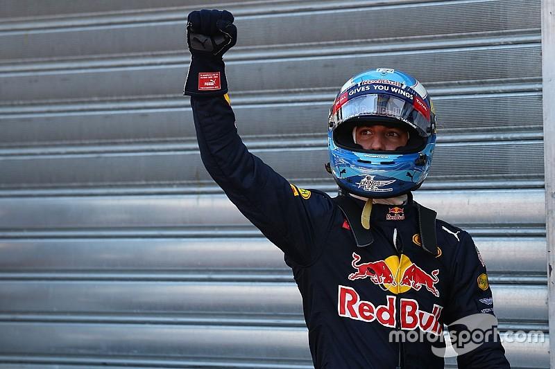 """Horner celebra la vuelta """"dinamita"""" de Ricciardo"""