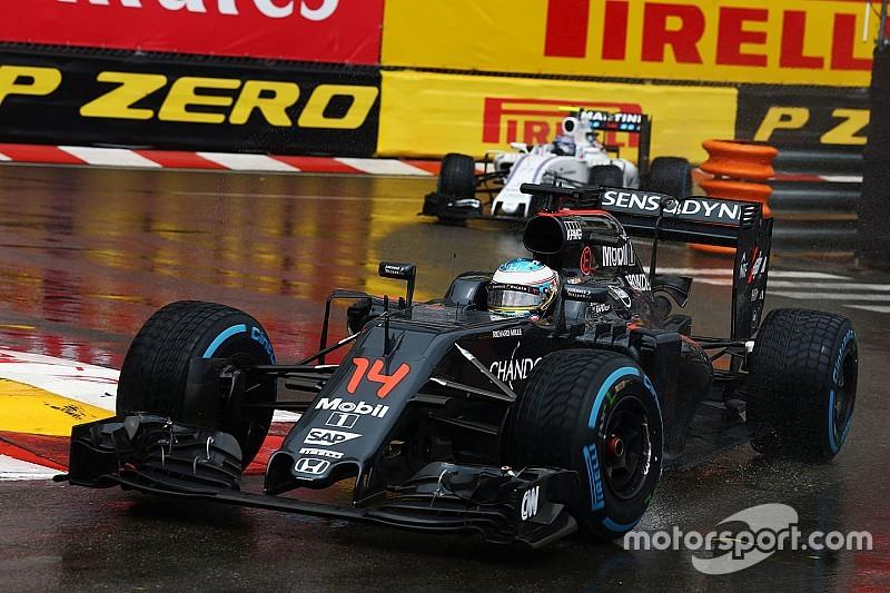 ألونسو سعيدٌ بنتيجته وليس بوتيرة سيارته في موناكو