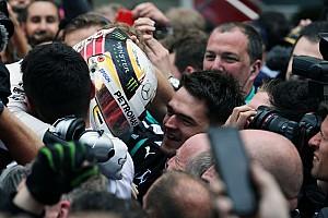 F1 Noticias de última hora Mercedes celebra el espíritu de equipo