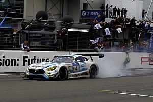 Endurance Reporte de la carrera Nurburgring 24h: Mercedes domina el podio