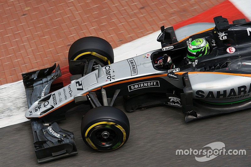 Force India: Un error de estrategia costó el podio a Hulkenberg