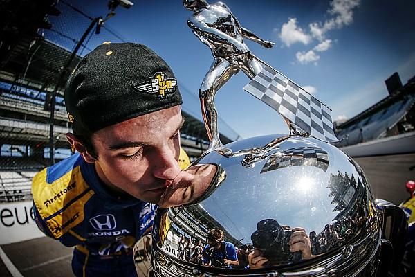 Galería: Lo mejor de las 100 de Indy 500