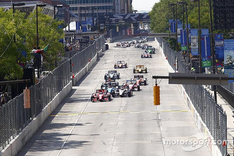 IndyCar не приедет в Китай в 2016-м