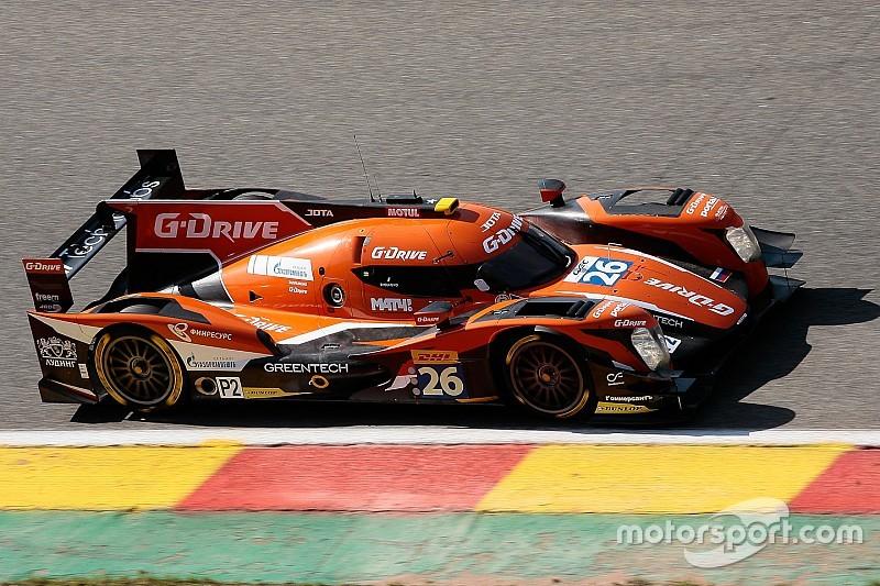 Berthon lascia il G-Drive Racing a pochi giorni dai test di Le Mans