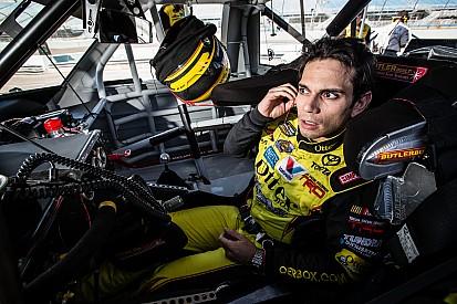 Germán Quiroga regresa a NASCAR después de 19 meses