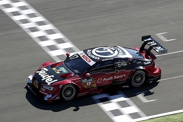 Lausitz DTM: Molina ilk yarışı kazanmayı başardı