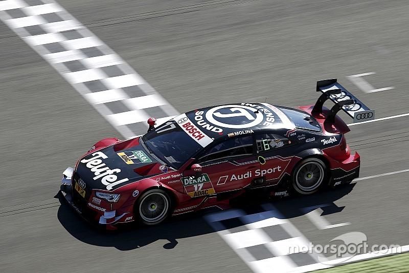 لاوسيتز دي تي إم: مولينا يحقق الفوز في السباق الأول