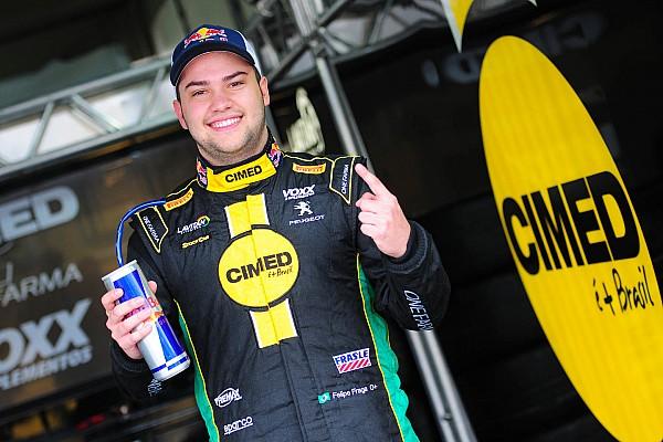 Stock Car Brasil Brazilian V8 Stock Cars: Felipe Fraga flies in the end and takes pole position