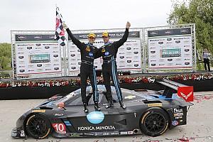 IMSA Reporte de la carrera Los hermanos Taylor ganan en IMSA