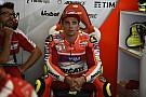 Iannone moet in Assen als laatste starten na crash met Lorenzo