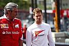 Ferrari может винить в неудачах только себя, уверен Феттель