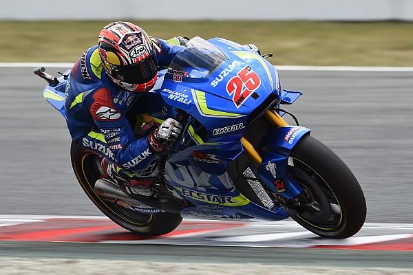 MotoGP 维纳莱斯期待在荷兰亚森站使用铃木升级版车架