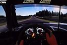 """Brutális szimulátoros csapatás a """"Zöld pokolban"""": Audi R8 LMS GT3"""