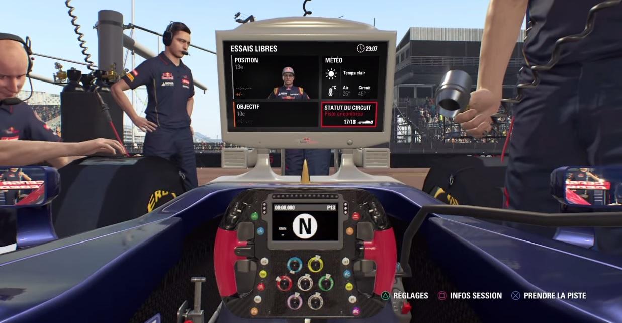 F1 2015: Egy gyors kör Monacóban a játékban!