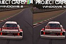 Project CARS: Windows 8 Vs. Windows 10