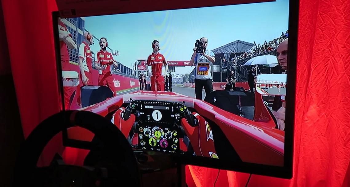 F1 2015: Ferrarival a játékban – Vettel, Kanada